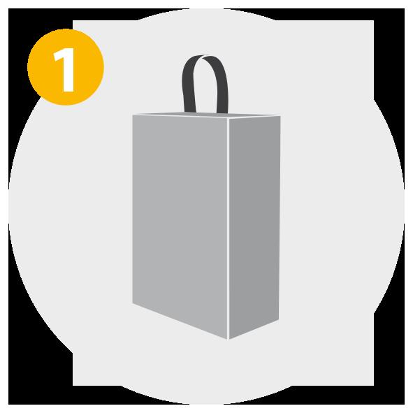 Step-1-Drehkollektion